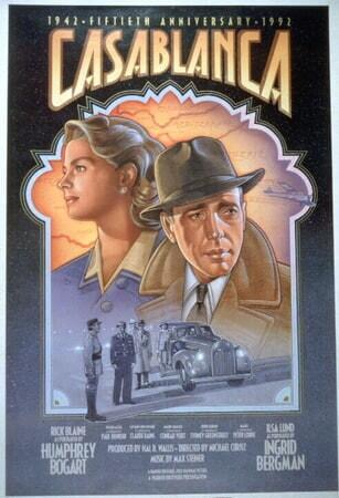 Casablanca - Poster 7