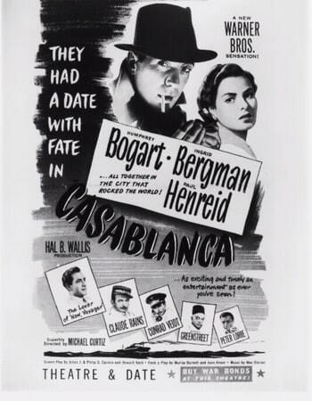 Casablanca - Poster 8