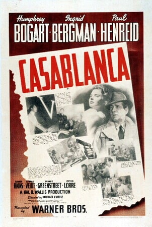 Casablanca - Poster 9