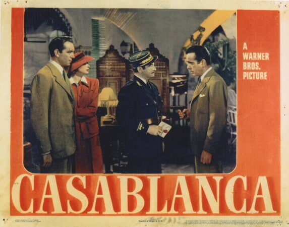 Casablanca - Poster 10