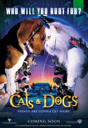 Cats & Dogs - Poster 1
