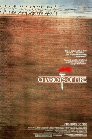 Chariots of Fire - Poster 1