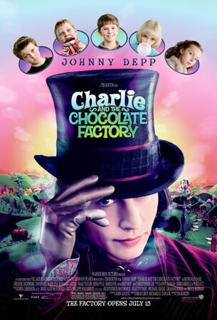 Charlie and the Chocolate Factory - Poster 1