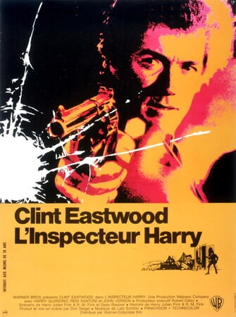 Dirty Harry - Poster 3