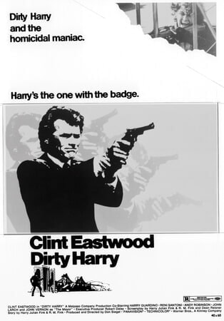 Dirty Harry - Poster 5