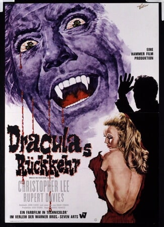 Dracula Has Risen from the Grave - Poster 2