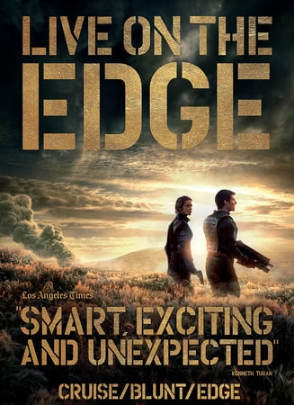 Edge of Tomorrow - Poster 1