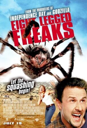 Eight Legged Freaks - Poster 1