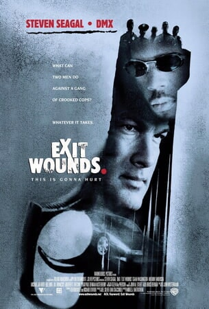 Exit Wounds - Poster 1