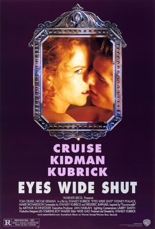 Eyes Wide Shut - Poster 2