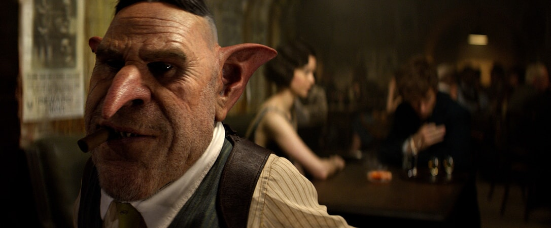 """The goblin Gnarlak (voiced by RON PERLMAN) in Warner Bros. Pictures' fantasy adventure """"FANTASTIC BEASTS AND WHERE TO FIND THEM,"""" a Warner Bros. Pictures release."""