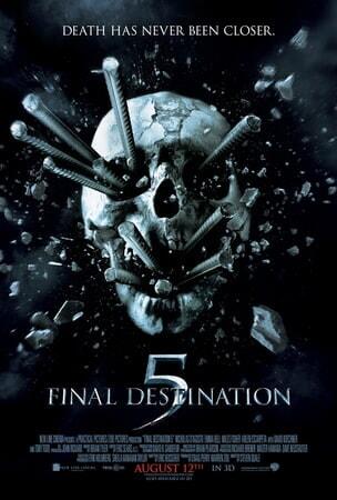 Final Destination 5 - Poster 1