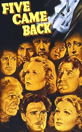 Five Came Back - Poster 1