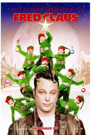 Fred Claus - Poster 1