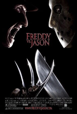 Freddy vs. Jason - Poster 1