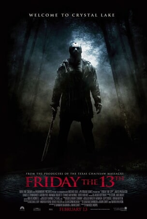Friday the 13th (2009) - Poster 1