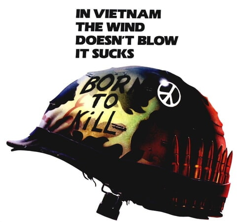 Full Metal Jacket - Poster 1