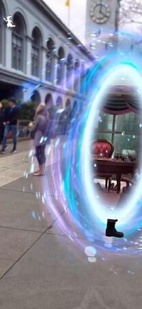 Harry Potter: Wizards Unite - Portkey