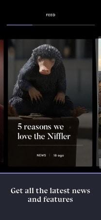 5 reasons we love the Niffler