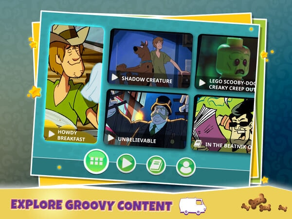 Scooby-Doo Mystery Cases - Explore Groovy Content