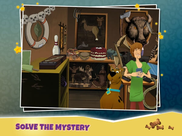 Scooby-Doo Mystery Cases - Solve the Mystery