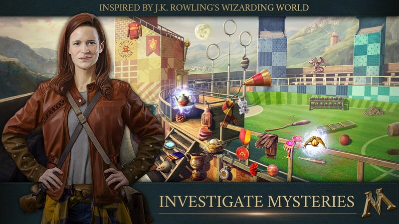 Fantastic Beasts Cases From the Wizarding World: Investigate Mysteries