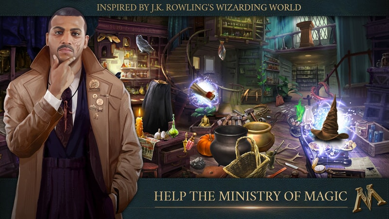 Fantastic Beasts Cases From the Wizarding World: Help the Ministry of Magic