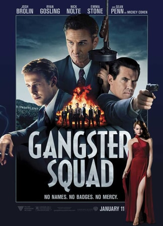 Gangster Squad - Poster 1