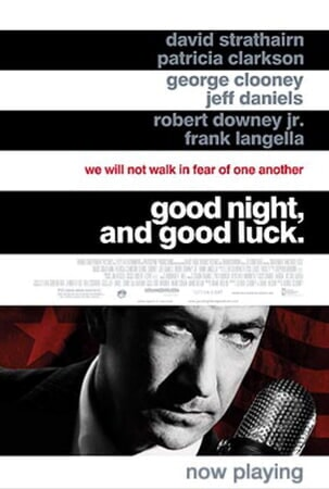 Good Night, and Good Luck - Poster 1