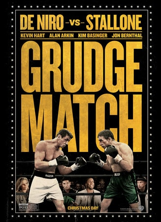 Grudge Match - Poster 1
