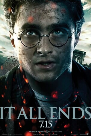 Harry Potter and the Deathly Hallows - Part 2 - Poster 1