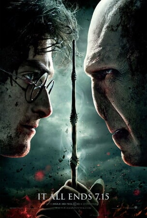 Harry Potter and the Deathly Hallows - Part 2 - Poster 2