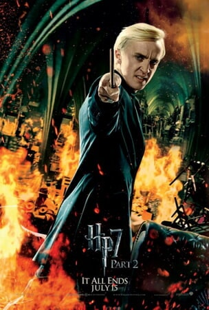 Harry Potter and the Deathly Hallows - Part 2 - Poster 11