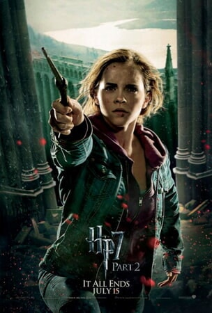 Harry Potter and the Deathly Hallows - Part 2 - Poster 12