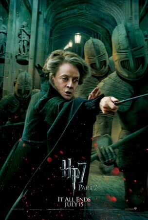 Harry Potter and the Deathly Hallows - Part 2 - Poster 14