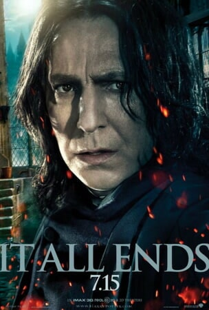 Harry Potter and the Deathly Hallows - Part 2 - Poster 15