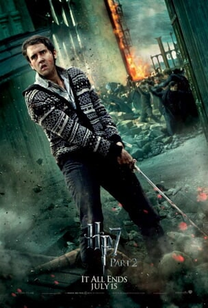 Harry Potter and the Deathly Hallows - Part 2 - Poster 16