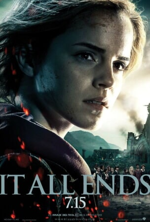 Harry Potter and the Deathly Hallows - Part 2 - Poster 18