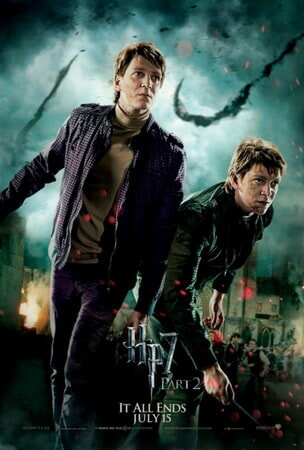 Harry Potter and the Deathly Hallows - Part 2 - Poster 19