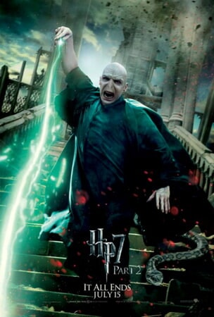 Harry Potter and the Deathly Hallows - Part 2 - Poster 20