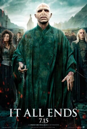 Harry Potter and the Deathly Hallows - Part 2 - Poster 21