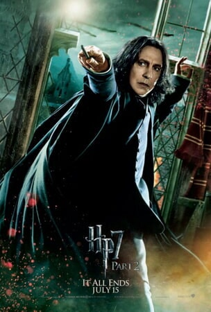 Harry Potter and the Deathly Hallows - Part 2 - Poster 6