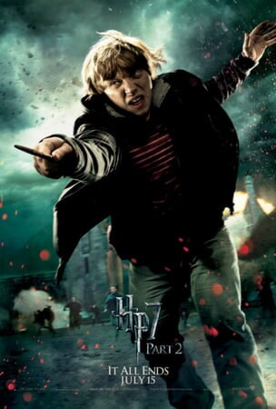 Harry Potter and the Deathly Hallows - Part 2 - Poster 9
