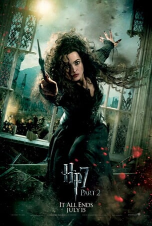 Harry Potter and the Deathly Hallows - Part 2 - Poster 10