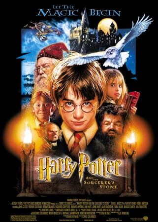 Harry Potter and the Sorcerer's Stone - Poster 1
