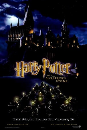 Harry Potter and the Sorcerer's Stone - Poster 2