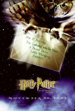 Harry Potter and the Sorcerer's Stone - Poster 3