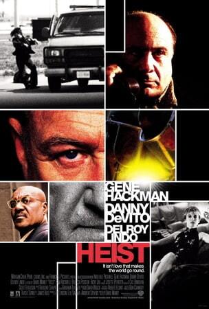 Heist - Poster 1