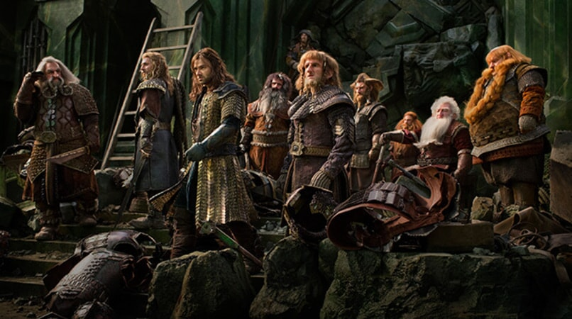 The Hobbit: The Battle of the Five Armies - Image 1