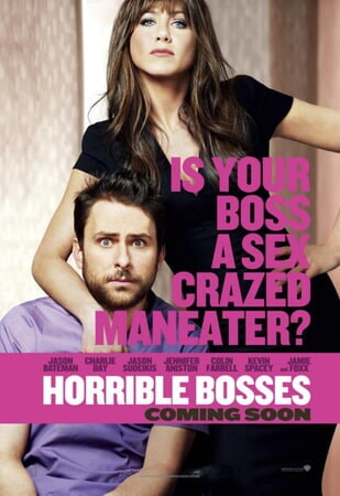 Horrible Bosses - Poster 3